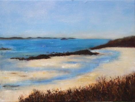October Light, Tresco