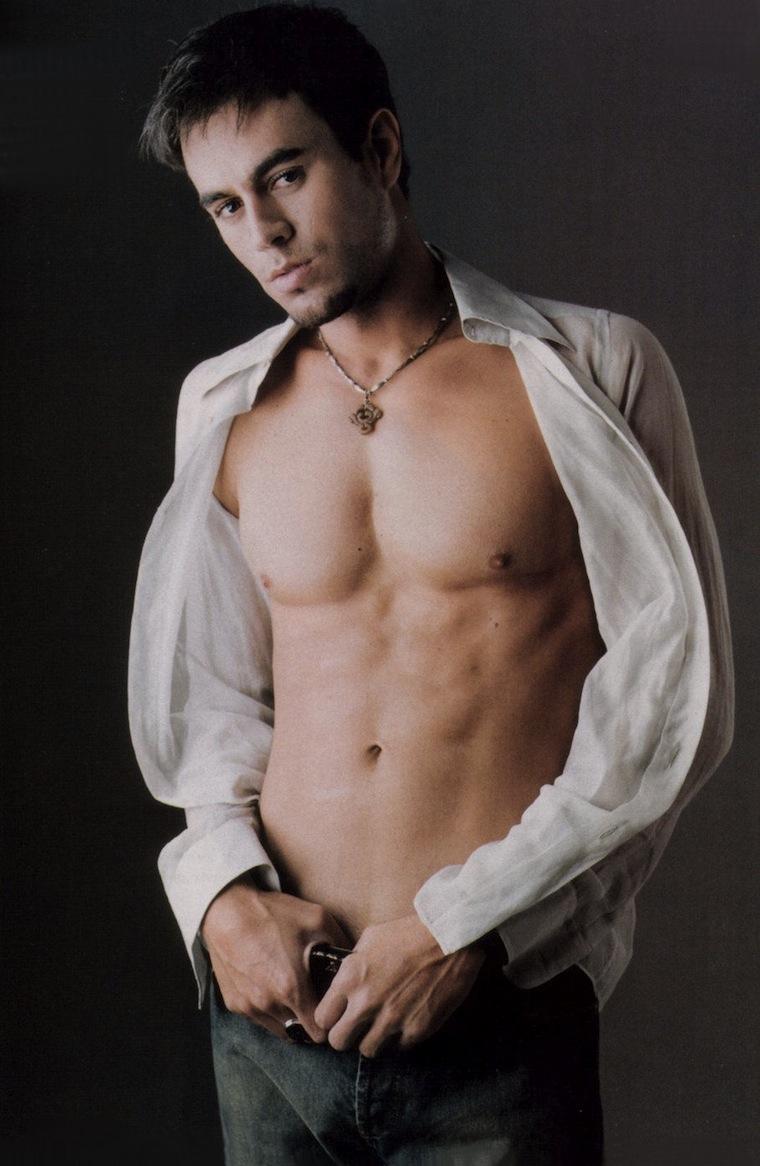 Hunk of the Day Enrique Iglesias  Alan Ilagan