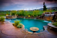 Create a Serene Backyard Oasis | Alan Jackson Pools