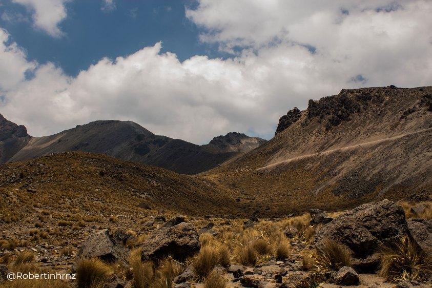 El camino hacia la cima