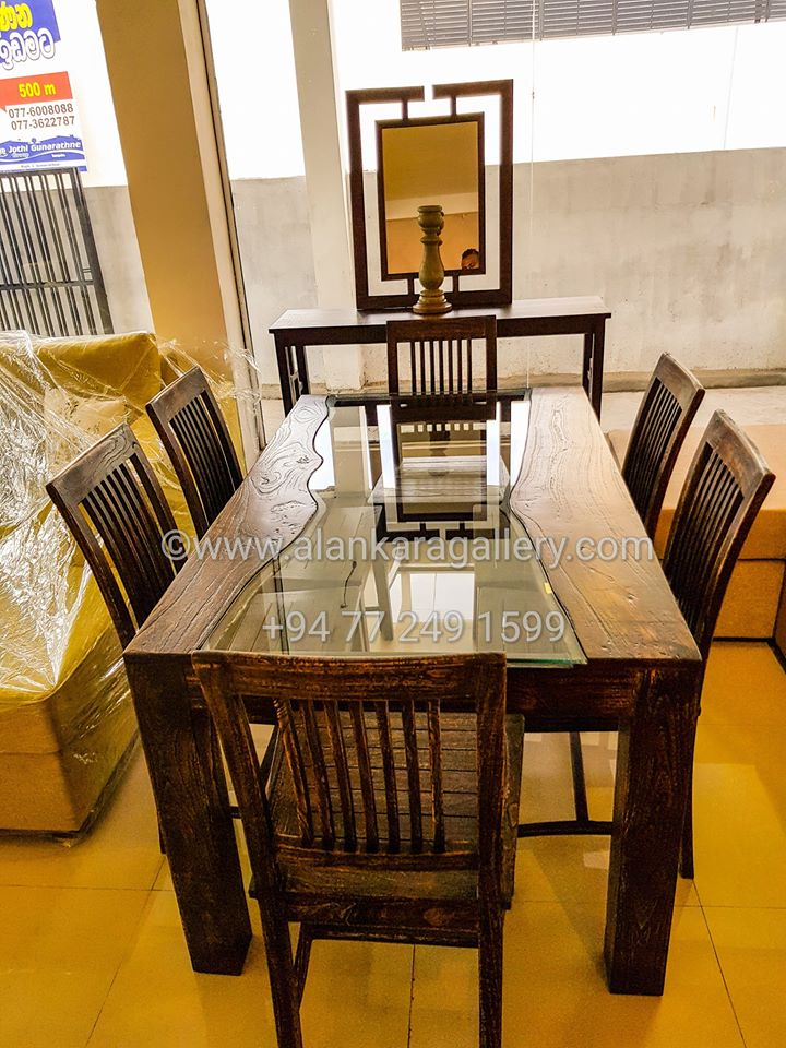 living room furniture picture gallery beach style ideas dining tables and chairs alankara din 005