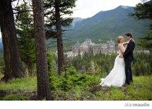 Banff Wedding - Glynis And Wade Springs