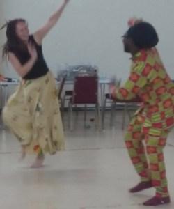 9th Salifest dance