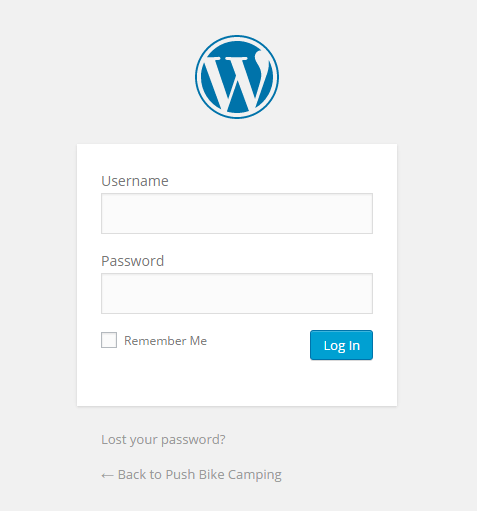 How To Log In To Your WordPress Website