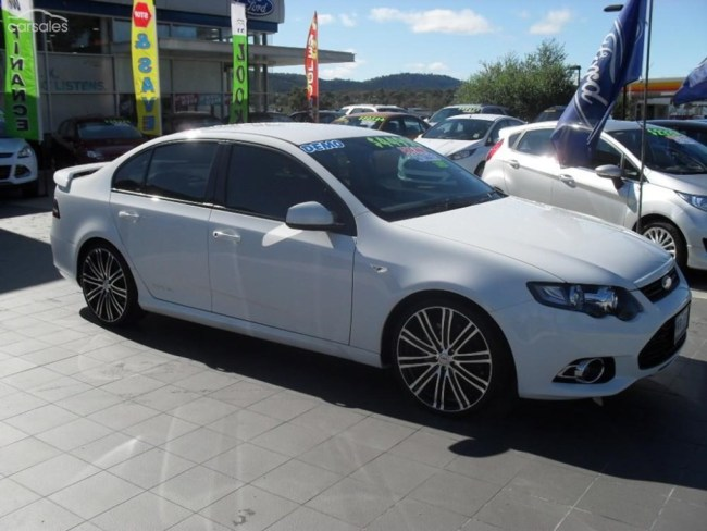 2014 Ford XR6T