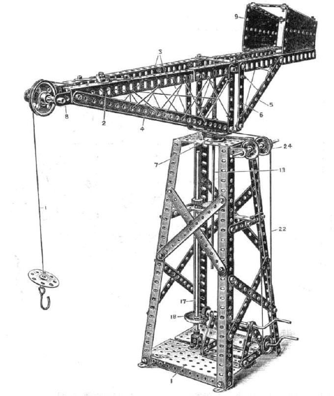 Girder Crane 1914