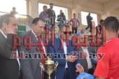 فريق محلة دياى لكرة القدم يتعرض لظلم تحكيمى فى دورى مراكز الشباب بادارة دسوق