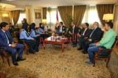 بالصور…بيان وزارة التعليم العالى بشأن واقعة النائب ومشرفات الامن بجامعة الفيوم