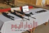 شاهد صورة أخر إرهابي يستسلم في الجزائر