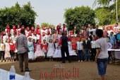 بالصور النويشى يشهد حفل تكريم الأطفال الأيتام بمدرسة بزاوية المصلوب بالواسطى بنى سويف