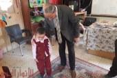 حدث بشرق الفيوم التعليمية إحالة معلمه وعامله للتحقيق