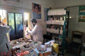 القوافل العلاجية بالفيوم فحص (١٣٧٩ ) مريض بقرية السبعين  مركز طامية