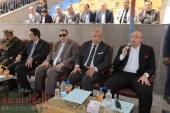 محافظ بني سويف ومدير الأمن يشهدان قرعة الحج العلنية لمديرية الأمن لعام 1441هـ /2020