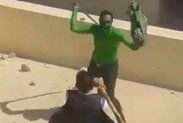 اقتحام شاب لمدينة الإنتاج الإعلامي ومقتله بعد إصابة ضابط وأمين شرطة..