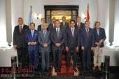 """بـالـصـور.. الشعب الجمهوري يجتمع بمرشحيه في القائمة الوطنية «من أجل مصر» إستعداداً لانطلاق ماراثون """"الـنـواب"""""""