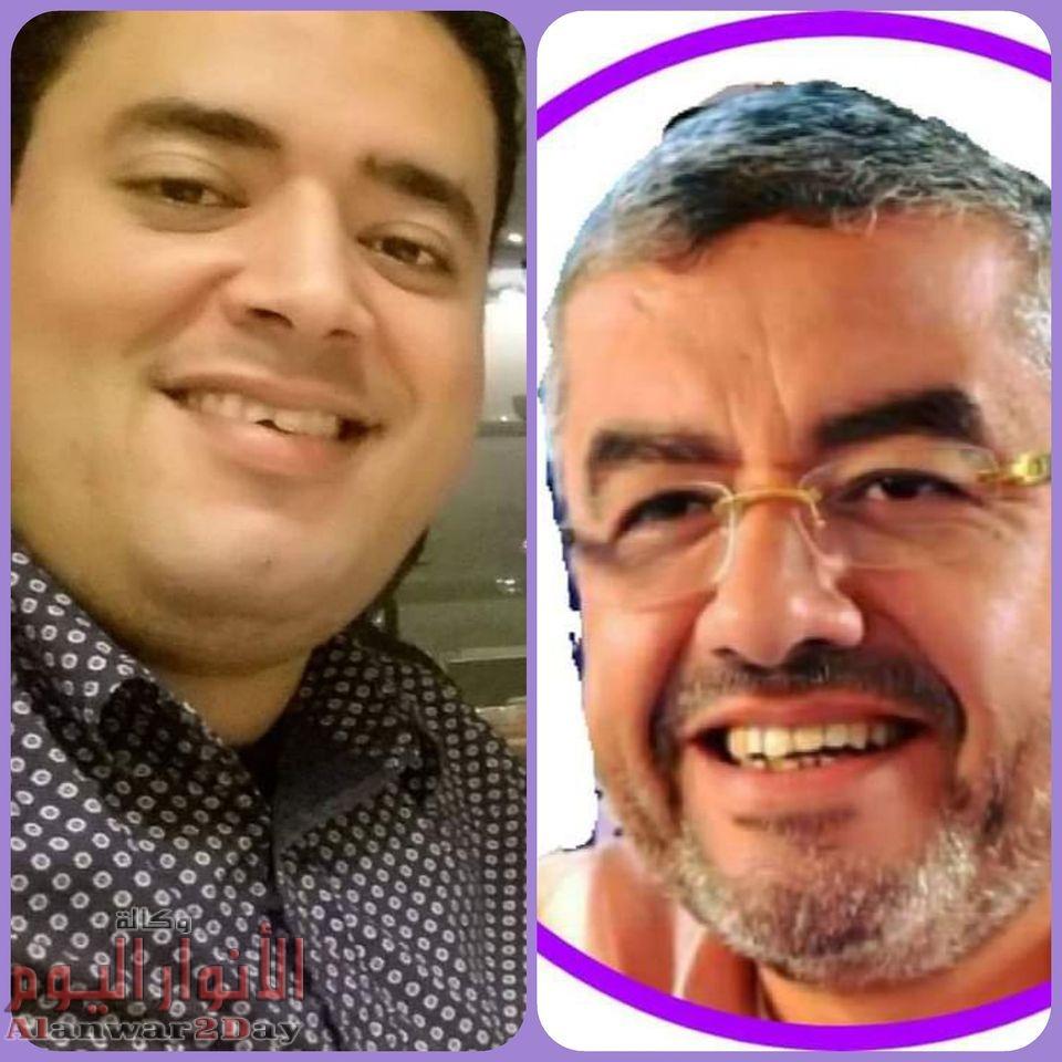 المحاسب وائل الخولى بهندسة كهرباء شرق يدعم القائمة الوطنية فى حب مصر