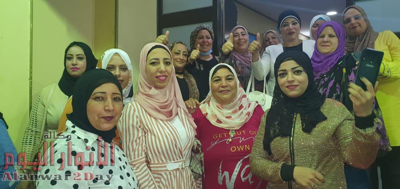 ســـيـــد درويـــش: المرأه المصرية شريك أساسي وداعم رئيسي في بناء الوطن