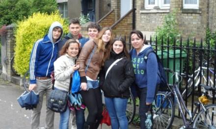 Mi verano en Londres