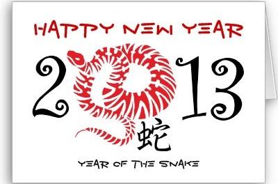Feliz Año Nuevo Chino!!!