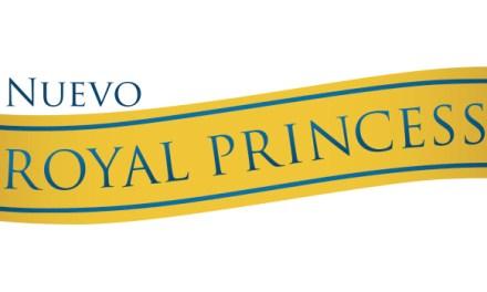 El nuevo crucero Royal Princess