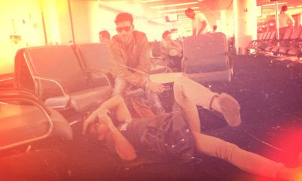 """Tomar un vuelo """"en vivo"""" (sin dormir)"""