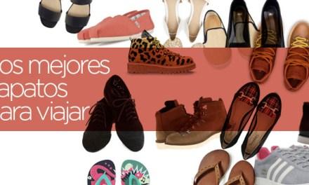 Los mejores zapatos para viajar