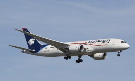 Aeroméxico cobrará por documentar la primera maleta