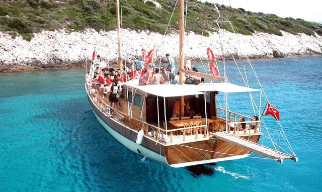 Alanya Boat Trip Event booking