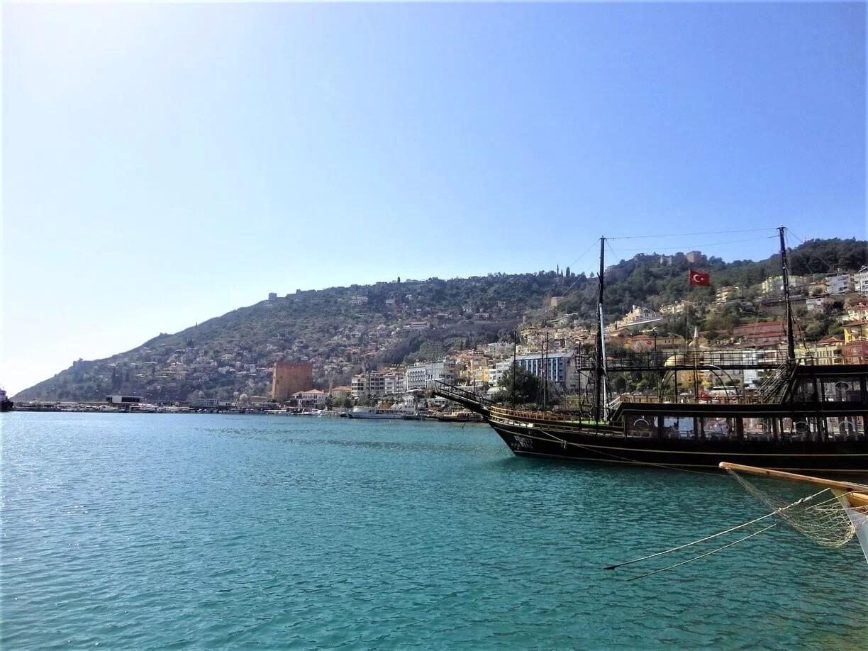 Historical places in Alanya (2)