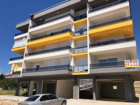 Квартира в Турции Алания район Чопаклы