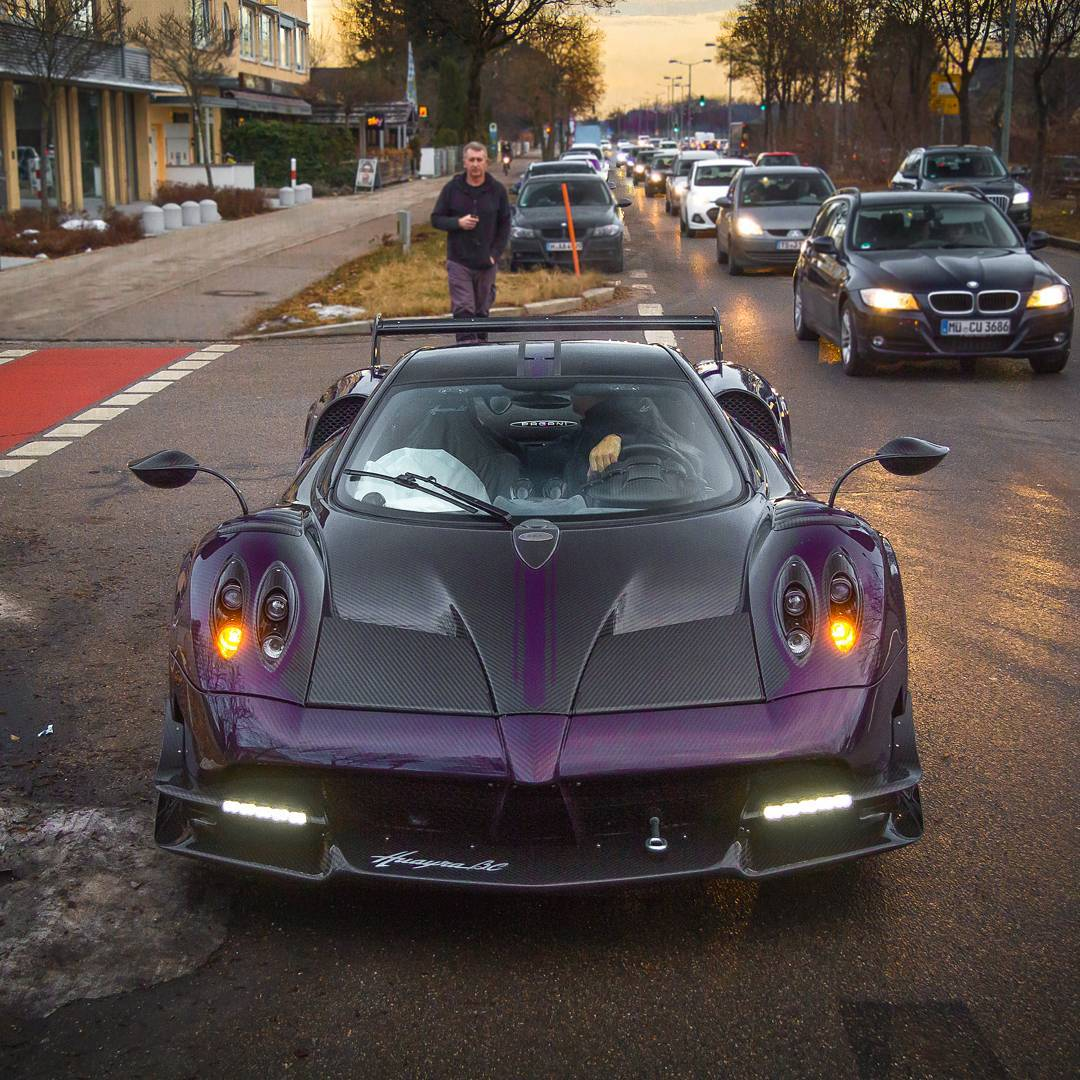 Huayra in Münich
