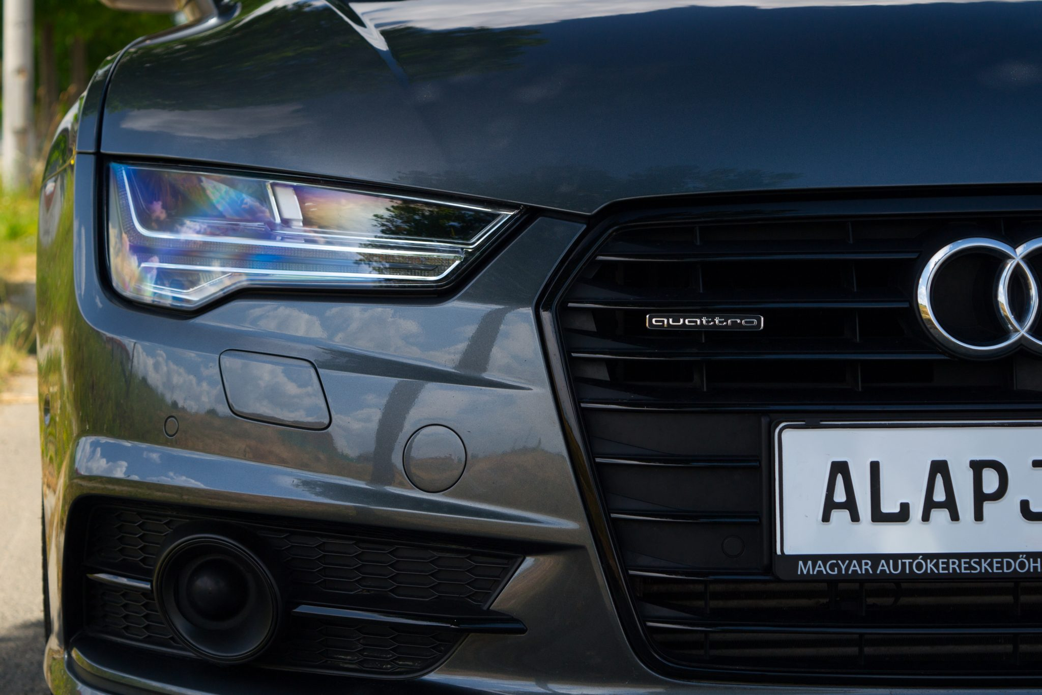 Audi a7 led matrix