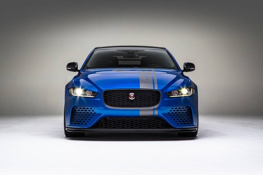 jaguar xe sv project 8 alapj rat. Black Bedroom Furniture Sets. Home Design Ideas