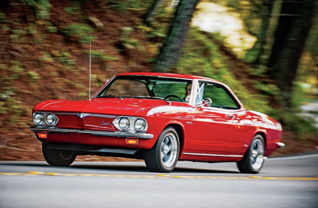 Chevrolet Corvair 1964 boxermotorral