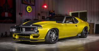tuningolt 1972-es AMC Javelin AMX Fb: