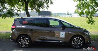 Renault Grand Scenic 1.3 TCe – Teszt