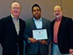 Stanley award.Manny Patel22