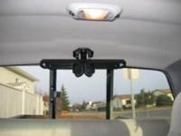 BowKaddy Also Mounts Inside Truck