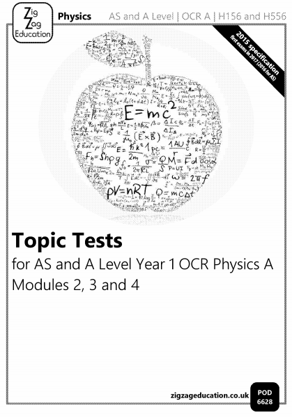OCR A-level Practice Papers