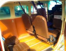 Cessna 206 Cabin