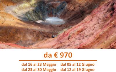 Expired:Le Eolie perle del Mediterraneo trekking e soggiorno