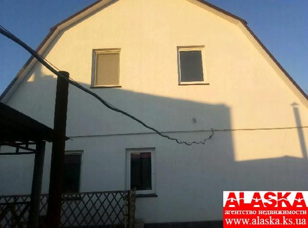 Трёхкомнатный дом на Шуменском