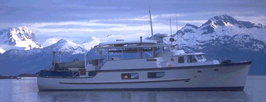 Alaska Yacht Charter T