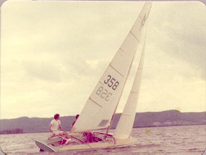 M 20 Scow