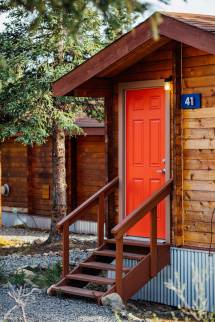 Denali Cabins Base Camp Adventure National