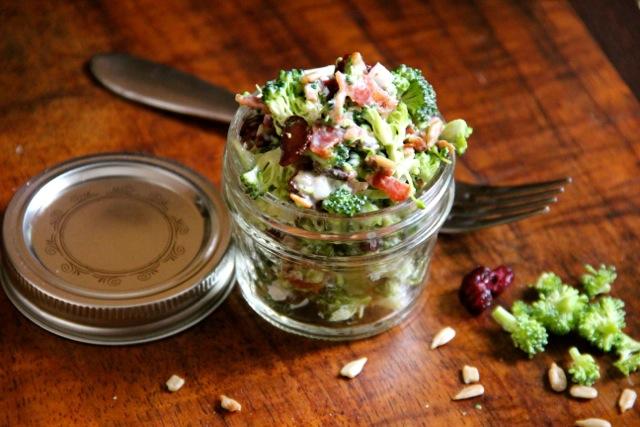 Honey Baked Ham Broccoli Salad Recipe  Dandk Organizer
