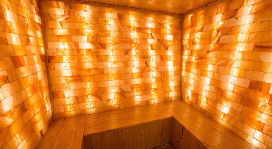 Chichagof Salt Room