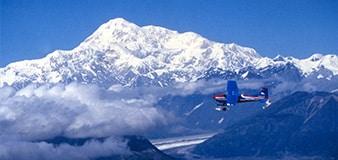 Alaskan Mountain View