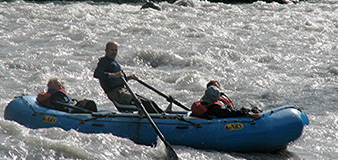 Alaskan Rowing Tour
