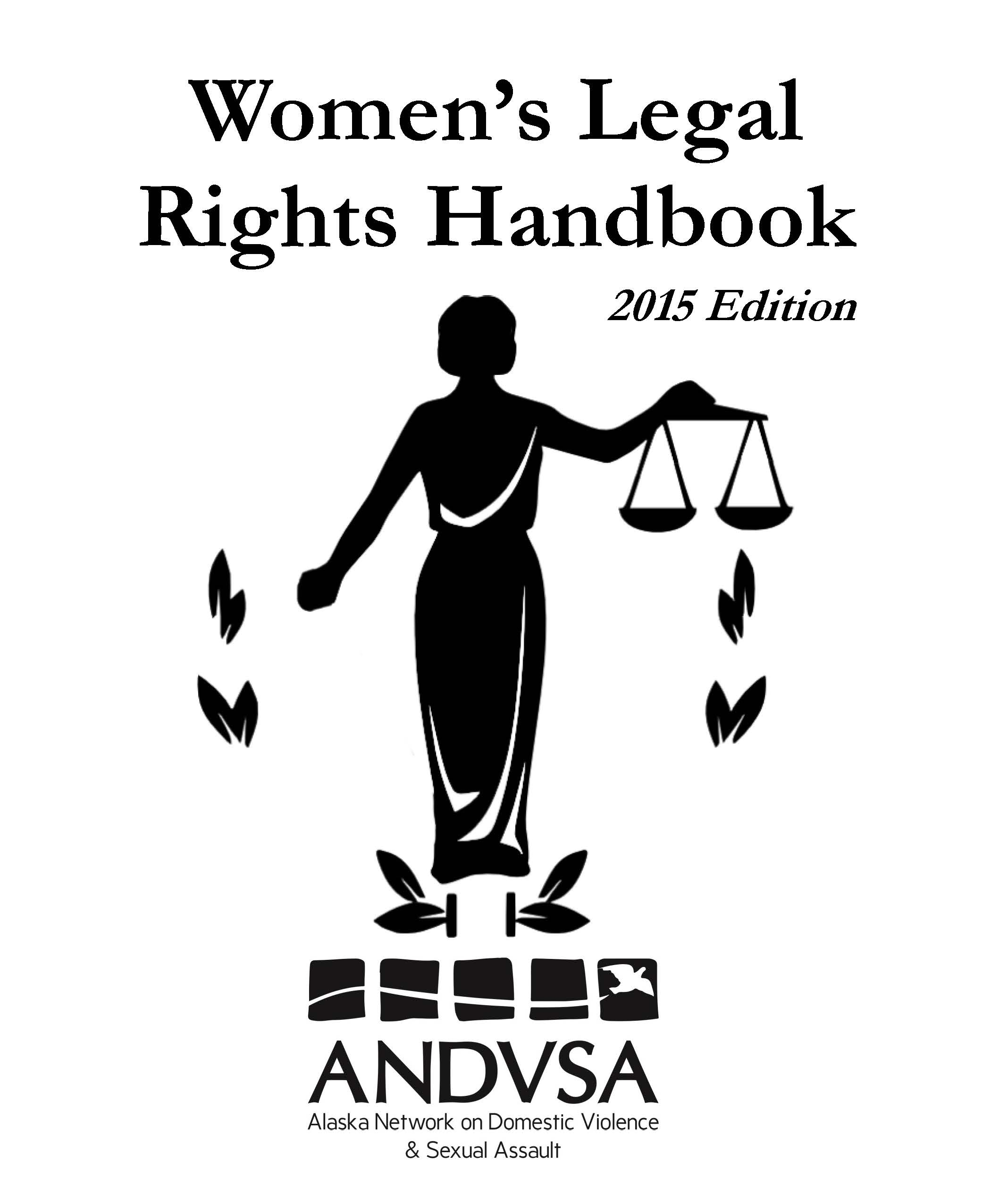 Women's legal rights handbook gets update, publishes